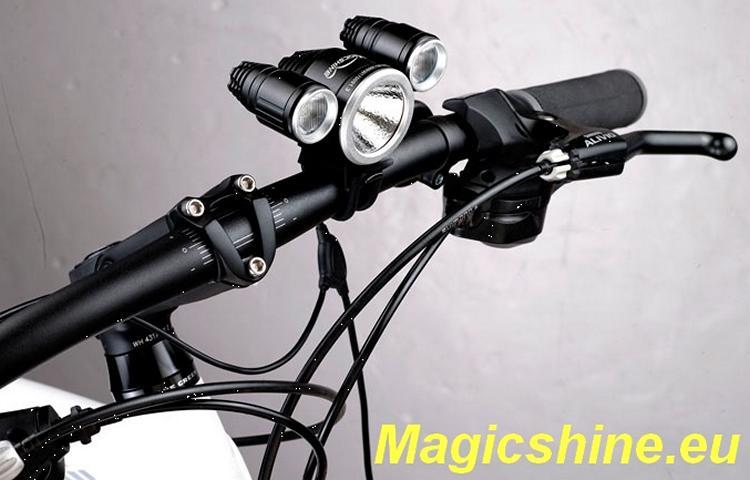 1400 lm led fahrradlampe v lo bike light ebay. Black Bedroom Furniture Sets. Home Design Ideas